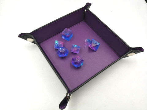 Dice Tray - Purple