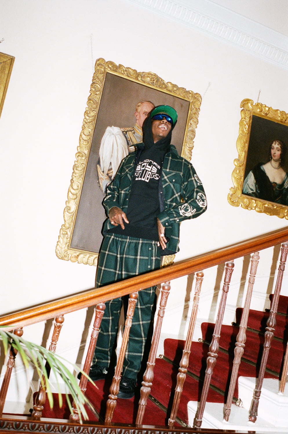 BILLIONAIRE BOYS CLUB PRE-SPRING '19 LOOKBOOK