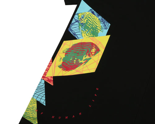 UNDERWATER T-SHIRT - BLACK