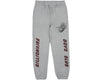Billionaire Boys Club Spring '19 ROCKET RIOT SWEATPANT - HEATHER GREY