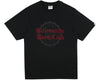 Billionaire Boys Club Fall '18 COLLEGE FLOCK PRINT T-SHIRT - BLACK