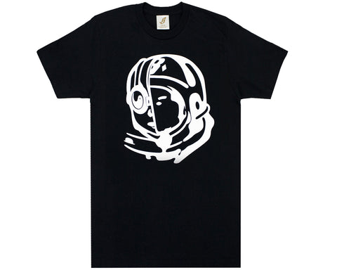 Billionaire Boys Club Pre-Spring '18 SPLIT HELMET S/S TEE - BLACK