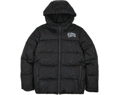 Billionaire Boys Club Fall '17 GALAXY PUFFA JACKET BLACK