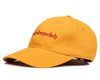 Billionaire Boys Club Fall '19 EMBROIDERED CURVE VISOR CAP - GOLDEN YELLOW