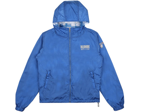 Billionaire Boys Club Spring '19 REVERSIBLE HOODED JACKET - BLUE