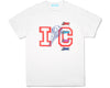 ICECREAM JAPAN IC LOGO T-SHIRT - WHITE