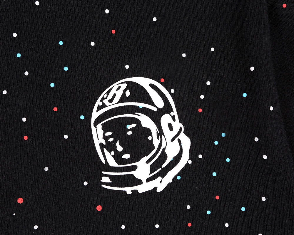 Billionaire Boys Club Fall '17 GALAXY L/S SLEEVE T-SHIRT BLACK