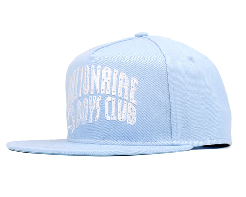 Billionaire Boys Club Pre-Spring '18 ARCH LOGO SNAPBACK CAP - POWDER BLUE