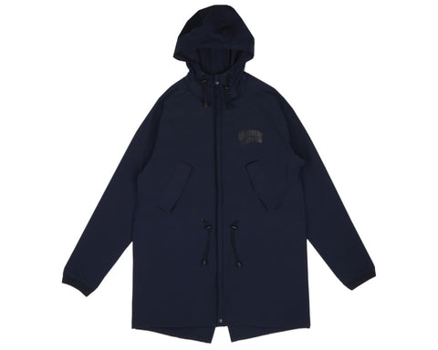 Billionaire Boys Club Spring '17 B-52 NYLON PARKA JACKET - NAVY