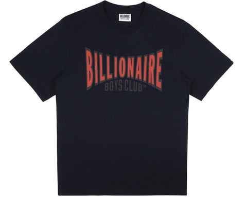 Billionaire Boys Club Pre-Spring '19 RACING LOGO T-SHIRT - NAVY
