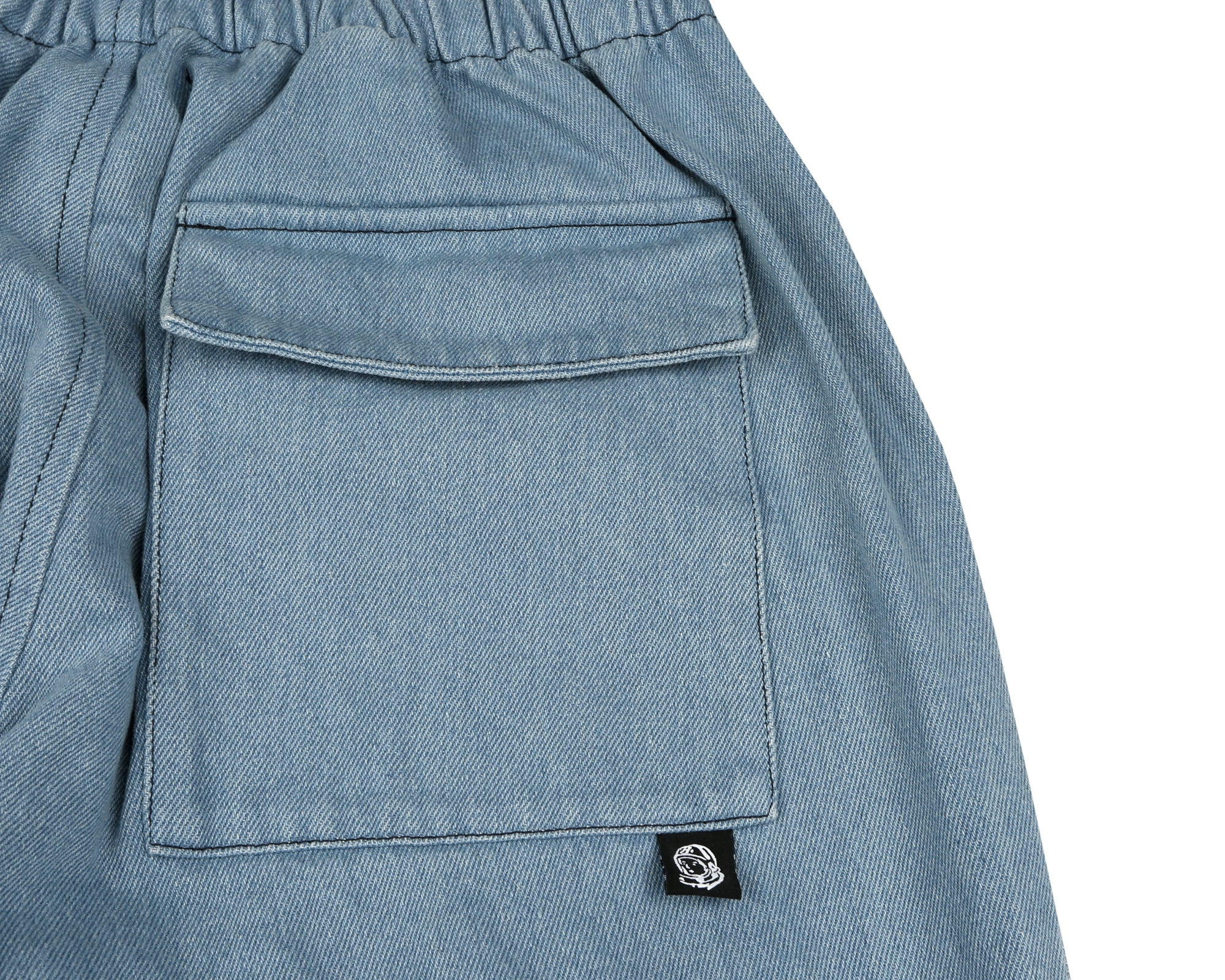 DENIM BEACH PANT - DENIM