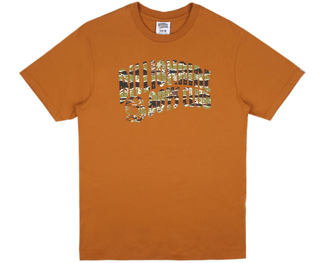 BBCICECREAM CAMO ARCH S/S T-SHIRT - TAN