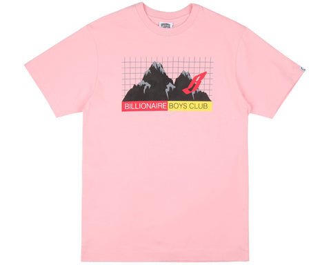 Billionaire Boys Club ASCENT T-SHIRT - SALMON