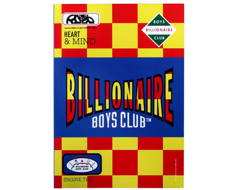 Billionaire Boys Club Pre-Spring '19 FALL/WINTER '18 ZINE