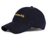 Billionaire Boys Club Spring '19 EMBROIDERED CURVED VISOR CAP - NAVY