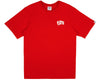 Billionaire Boys Club Classics SMALL ARCH LOGO T-SHIRT - RED