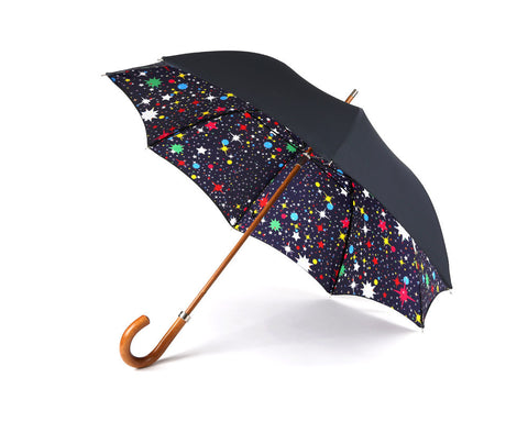 Billionaire Boys Club Fall '16 London Undercover Umbrella - Black/Starfield