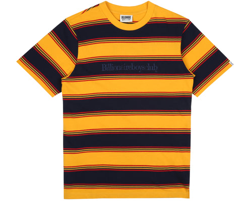 STRIPED T-SHIRT - YELLOW