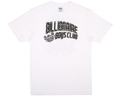 BBCICECREAM MECHANICS S/S T-SHIRT - WHITE