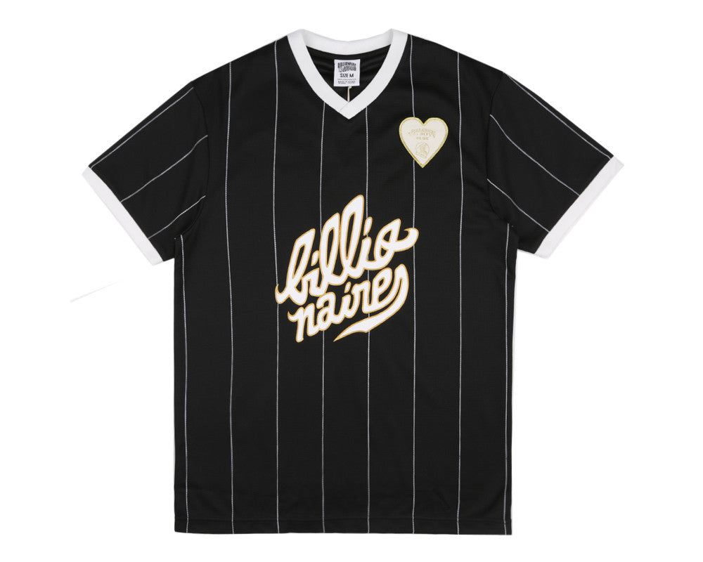 Billionaire Boys Club Spring '17 TEAM SOCCER JERSEY - BLACK