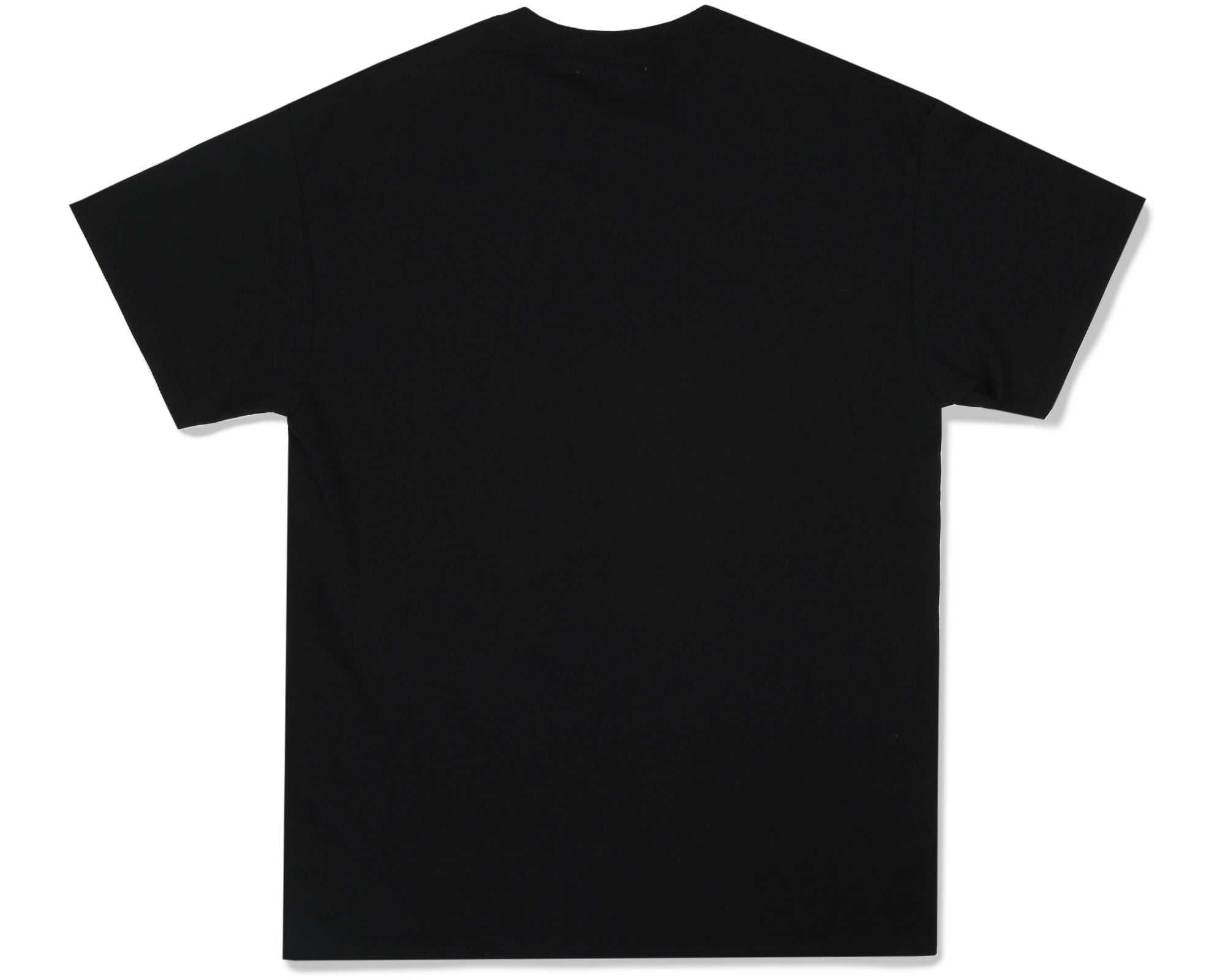 IC LOGO T-SHIRT - BLACK