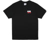 Billionaire Boys Club Pre-Spring '17 STRAIGHT LOGO S/S T-SHIRT - BLACK