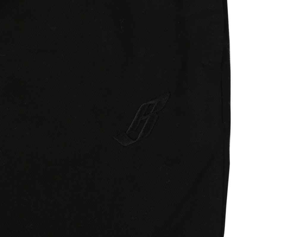 Billionaire Boys Club Spring '17 SMART FIT CHINO - BLACK