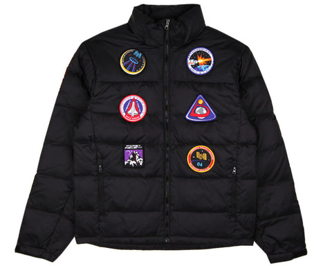 Billionaire Boys Club INSULATED EXPLORER JACKET - BLACK