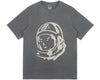 Billionaire Boys Club Fall '17 MILITARY OVERDYE T-SHIRT - DARK GREY