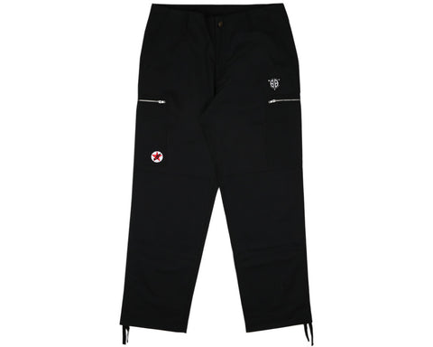 Billionaire Boys Club Pre-Spring '17 MECHANICS WORK PANT - BLACK