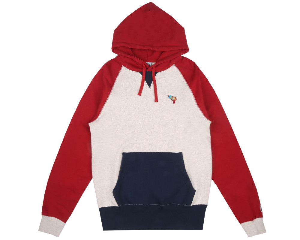 Billionaire Boys Club Fall '17 RAYGUN POPOVER HOOD OAT