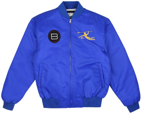 Billionaire Boys Club Pre-Fall '19 NEPTUNE TEAM JACKET - BLUE