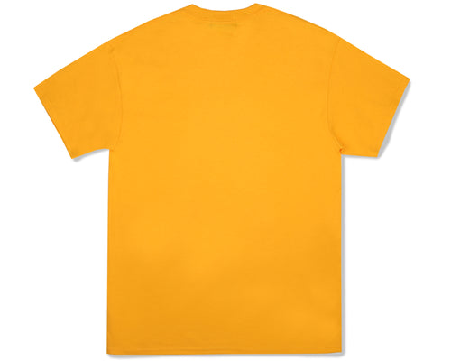 IC LOGO T-SHIRT - GOLD
