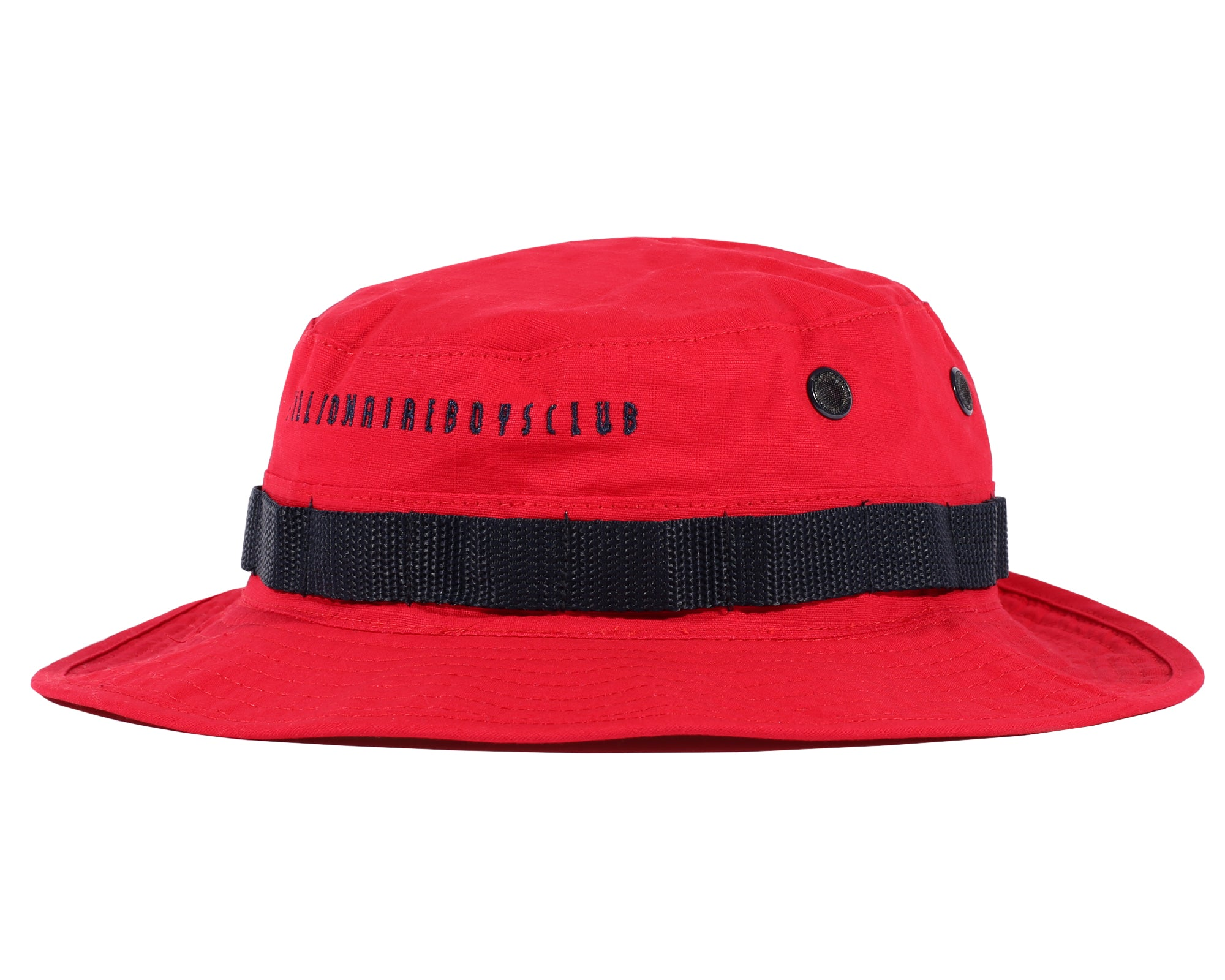 Billionaire Boys Club Spring  19 BOONIE HAT - RED  473c091ceb52