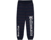 Billionaire Boys Club Pre-Spring '19 STRIPED SWEATPANT - NAVY