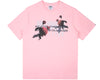 Billionaire Boys Club Spring '18 PEACE THROUGH UNDERSTANDING T-SHIRT - PINK