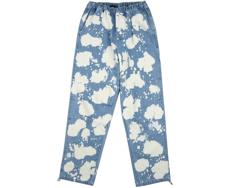 Billionaire Boys Club Pre-Fall '19 BLEACHED DENIM BEACH PANT - DENIM