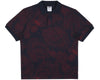 Billionaire Boys Club Fall '18 PAISLEY POLO SHIRT - NAVY