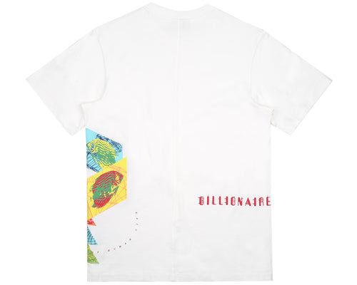 UNDERWATER T-SHIRT - WHITE