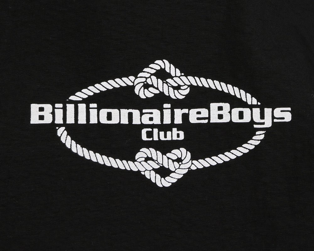 Billionaire Boys Club Pre-Fall '17 ZIP THROUGH WINDBREAKER JACKET - BLACK