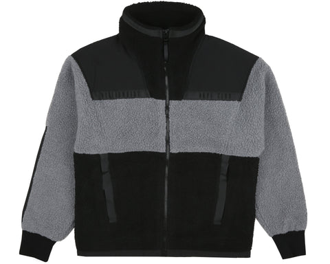Billionaire Boys Club Fall '18 SHERPA FLEECE - BLACK