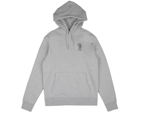 Billionaire Boys Club Spring '17 INCORRECT USES POP OVER HOOD - HEATHER GREY