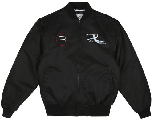 NEPTUNE TEAM JACKET - BLACK