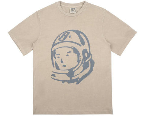 Billionaire Boys Club Fall '17 MILITARY OVERDYE T-SHIRT - SAND