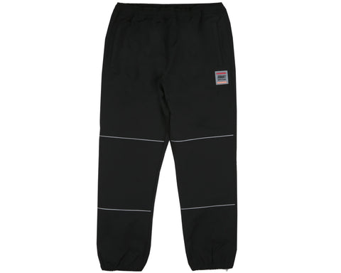 Billionaire Boys Club Spring '19 TECHNICAL NYLON TRACK PANT - BLACK