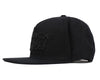 Billionaire Boys Club Pre-Fall '17 SCRIPT LOGO SNAPBACK CAP - BLACK
