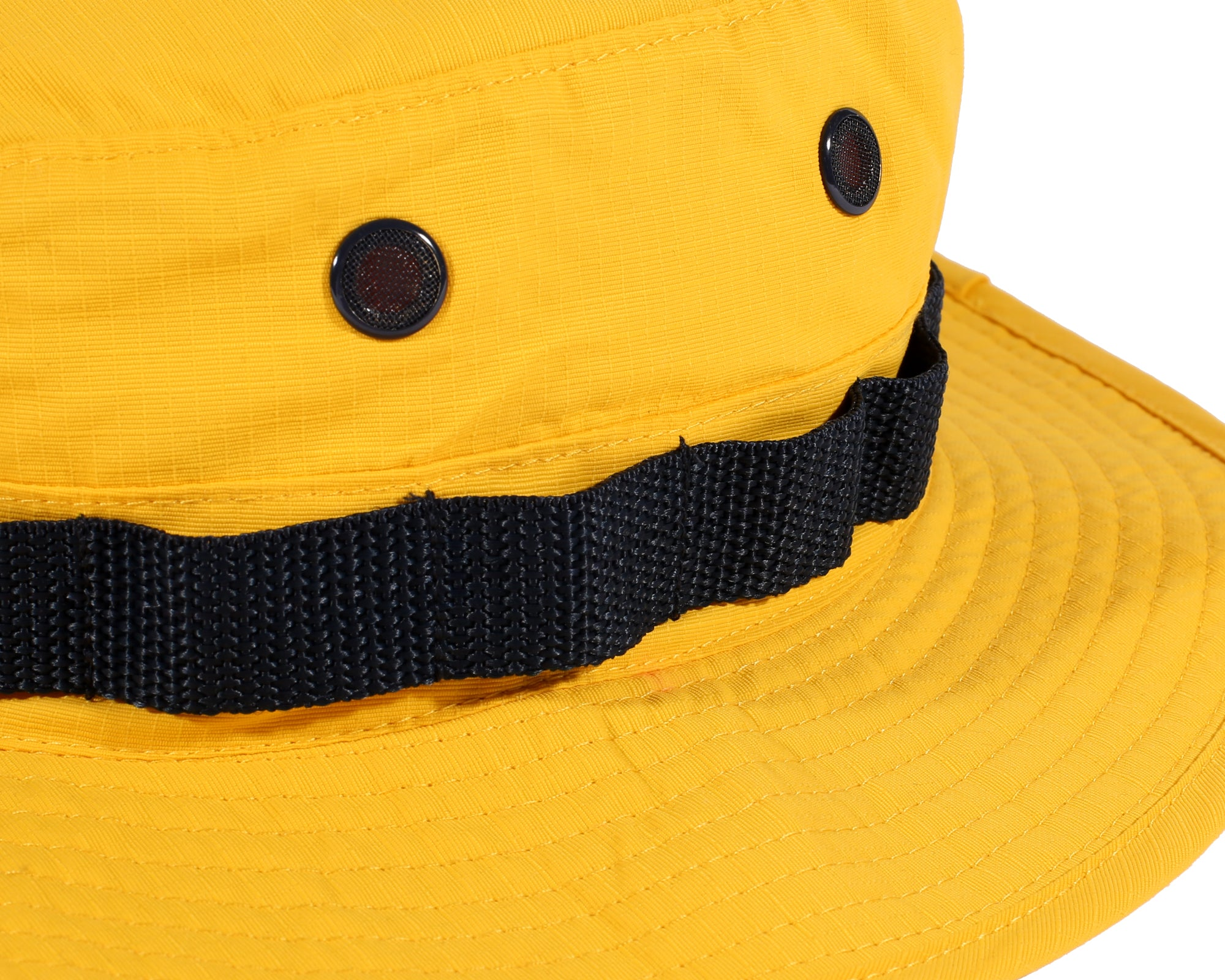 BOONIE HAT - YELLOW