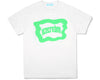 ICECREAM JAPAN ICECREAM LOGO T-SHIRT - WHITE/GREEN