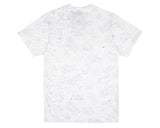 Billionaire Boys Club Spring '17 GALAXY ALL-OVER PRINT T-SHIRT - WHITE