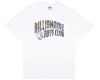 Billionaire Boys Club Fall '18 PAISLEY ARCH LOGO T-SHIRT - WHITE